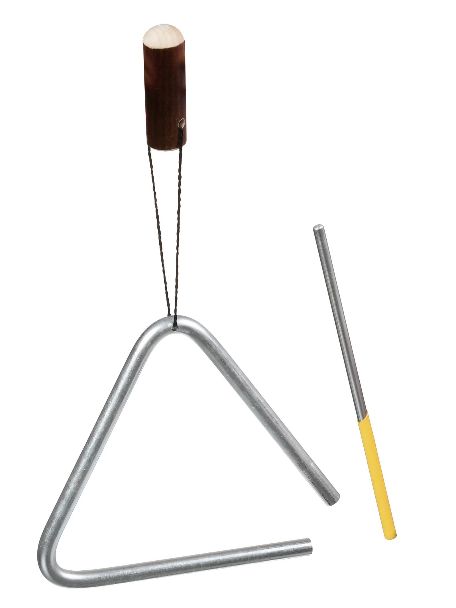 Мастерская Сереброва сп-тг-02 Треугольник 12 см с ударной палочкой