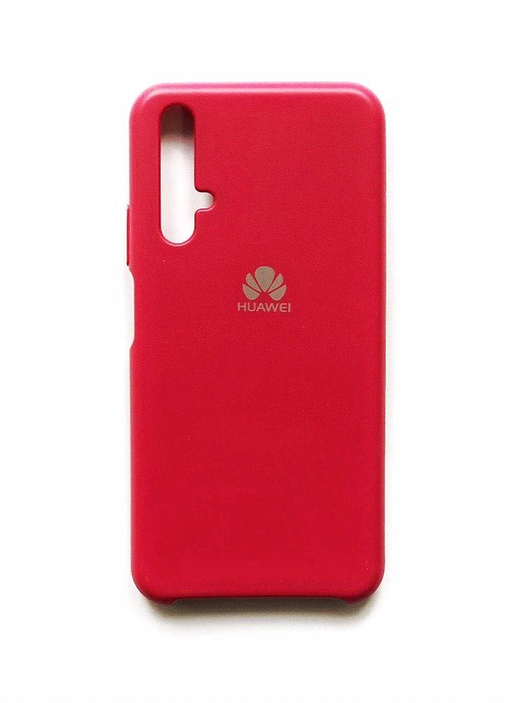 Чехол на Huawei Honor 20, красный