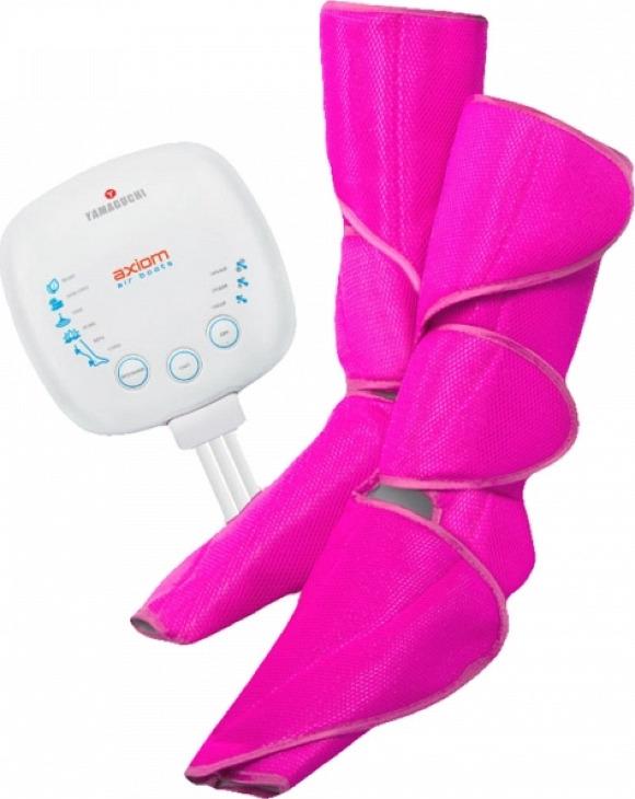 Лимфодренажный аппарат для прессотерапии Yamaguchi Axiom Air Boots (розовый) на авто жрет резину с внутренней стороны