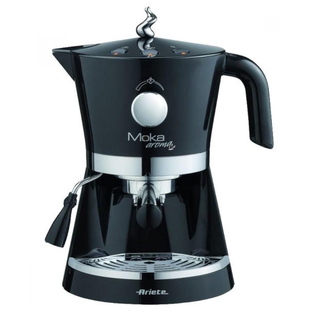 лучшая цена Рожковая кофеварка Ariete 1337/41 Moka Aroma
