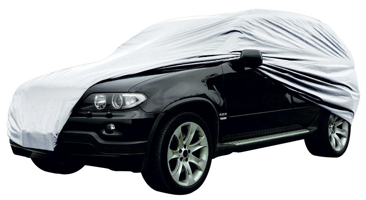 Тент чехол для внедорожника и кроссовера, ЭКОНОМ плюс для Chevrolet Captiva для автомобиля жигули установлены следующие