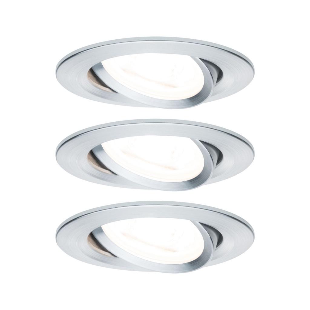 лучшая цена Встраиваемый светильник Paulmann 93433