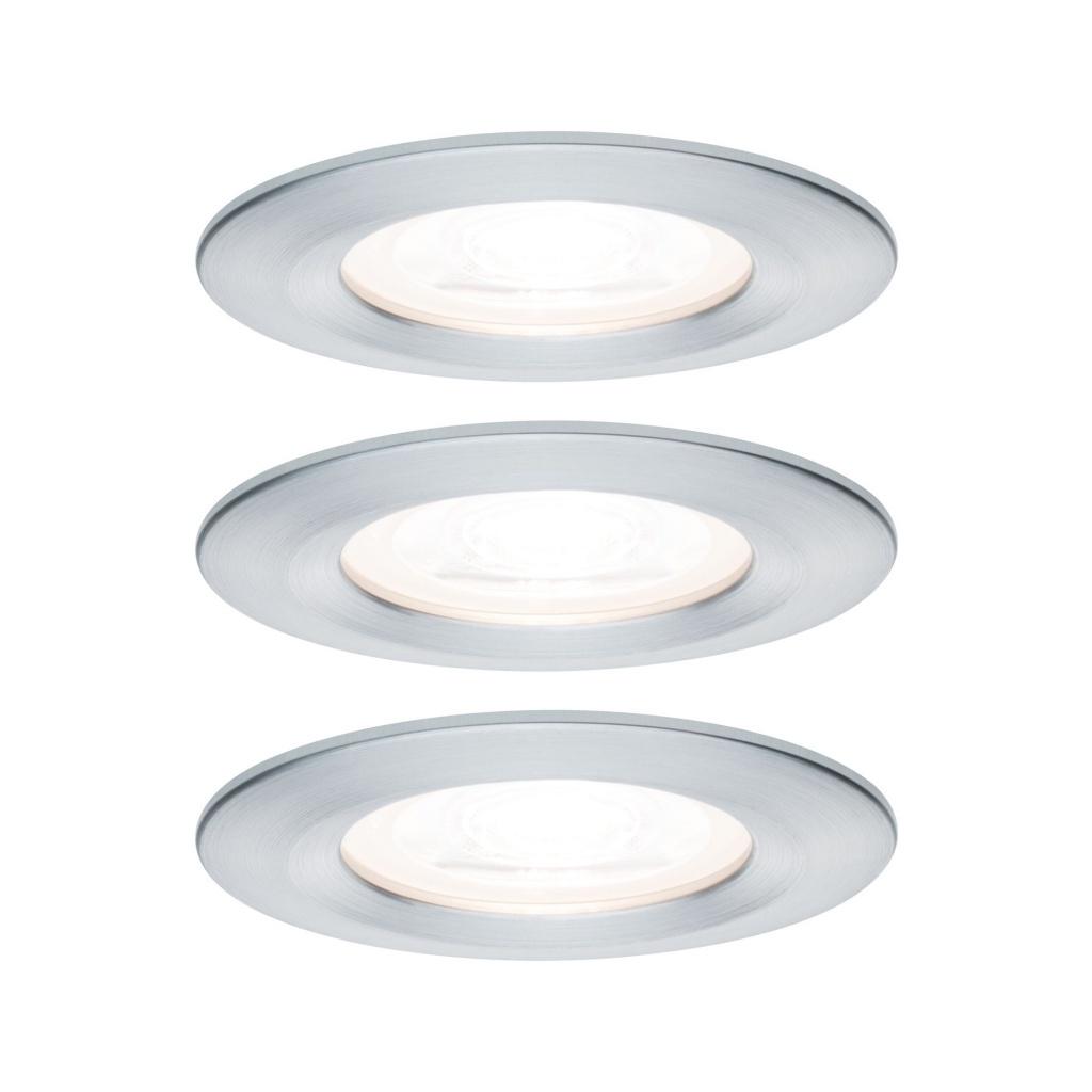 Встраиваемый светильник Paulmann 93444 dt 4035