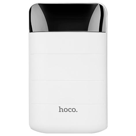 Внешний аккумулятор 10000мАч Hoco B29 - Белый