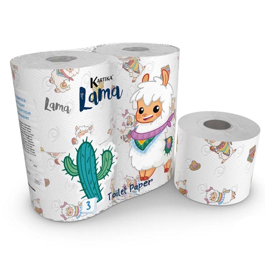 Туалетная бумага Kartika Collection