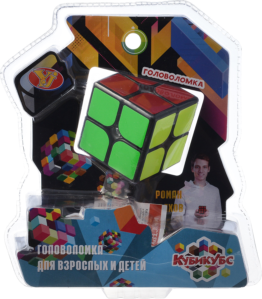 цена Головоломка Junfa Toys Кубикубс, ZY761036 онлайн в 2017 году