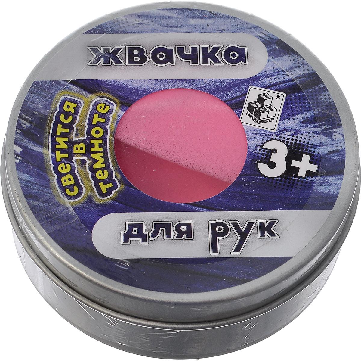 Жвачка для рук 1TOY, Т14018, 80 г цена в Москве и Питере