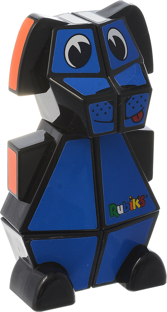 Головоломка Rubik's Лучшие головоломки мира Собачка Рубика детский кубик рубика 2х2