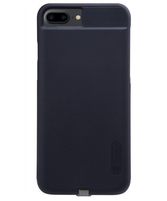 Чехол для iPhone 6 Plus/6S Plus/7 Plus с беспроводной зарядкой Nillkin Magic Case - Черный чехол для сотового телефона uag monarch series case для iphone 6 plus 6s plus 7 plus 8 plus красный