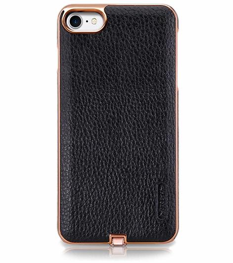 Чехол для iPhone 6/6S/7 с беспроводной зарядкой Nillkin N-JARL - Черный стоимость