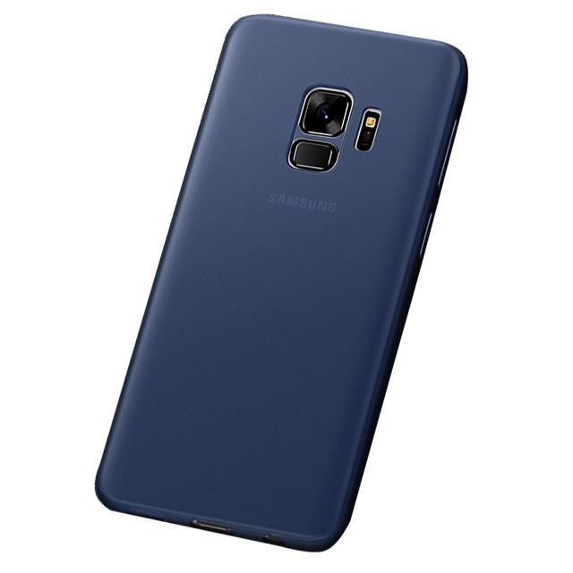 Чехол для Samsung Galaxy S9 ультратонкий CAFELE - Синий