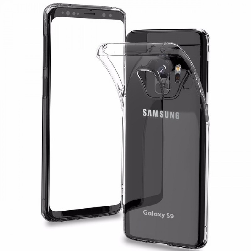 Чехол для Samsung Galaxy S9 Hoco Light series - Прозрачный