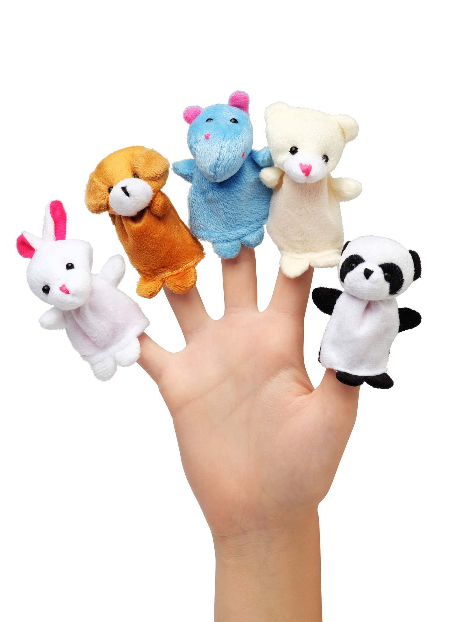 BilliBoom пальчиковый театр