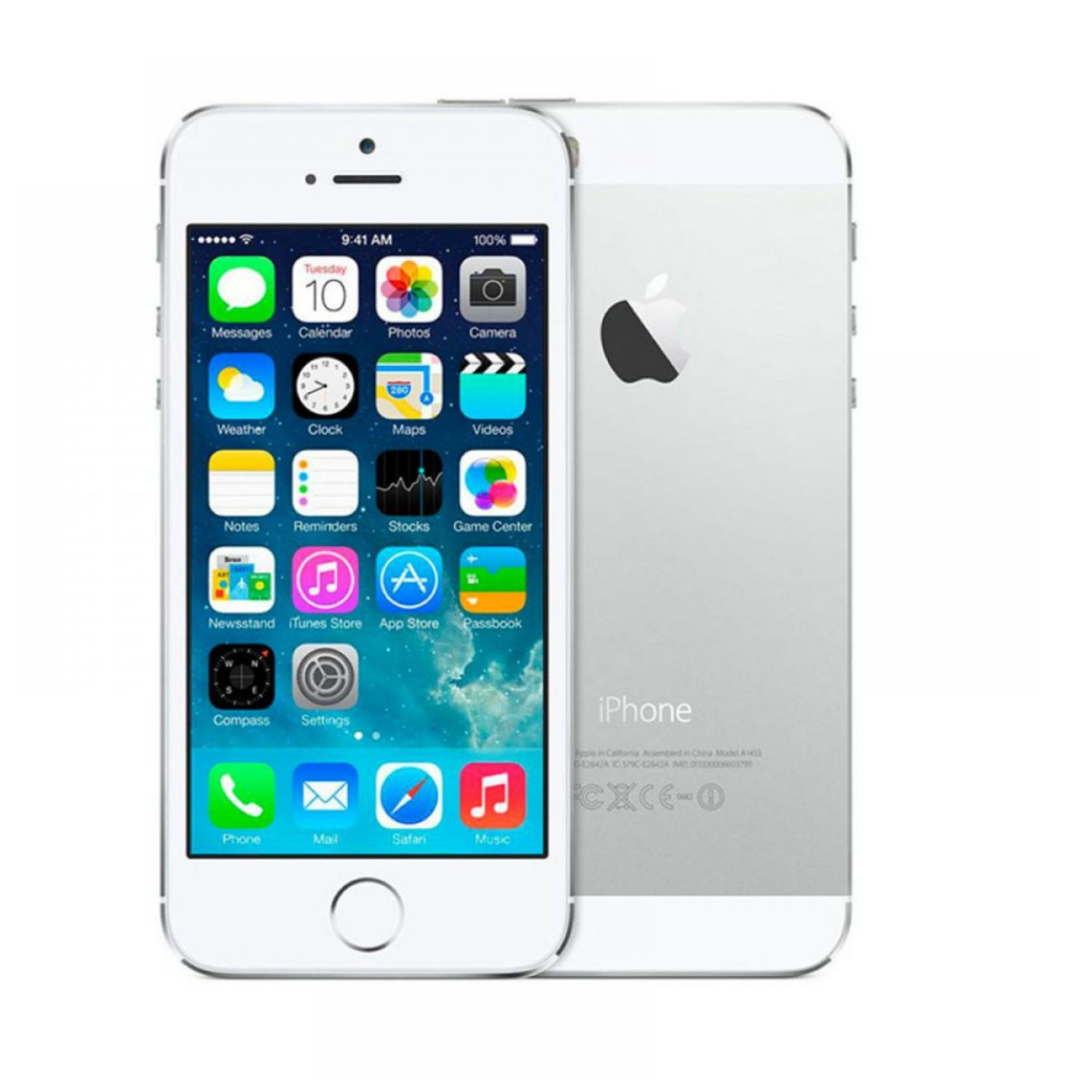 Смартфон Apple iPhone 5s 32GB, Silver16GB