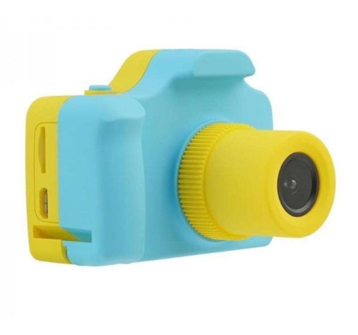 Фотоаппарат ZUP Kids Video Camera, Голубой, 1835