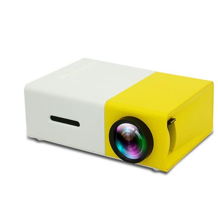 Мини LED проектор
