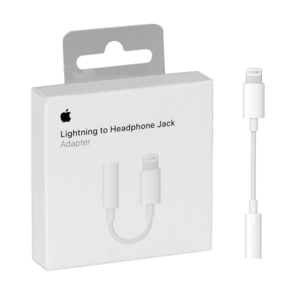 Фото - Переходник Aux to Lightning адаптер lightning hdmi apple md826zm a lightning to digital av