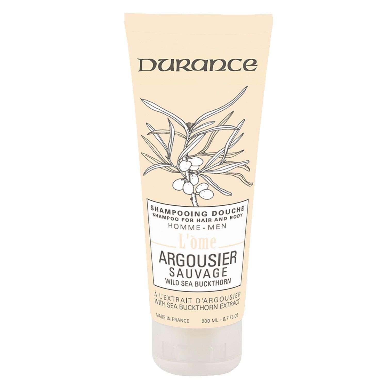 Durance / Шампунь-гель для душа 2 в 1 Дикая облепиха 200мл. Shampoo Hair/Body Wild Sea Buckthorn