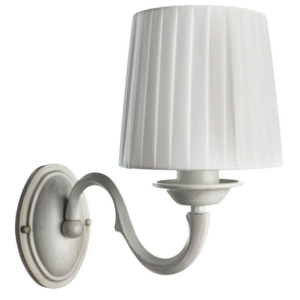 Бра Arte Lamp A9395AP-1WG, E27, 40 Вт arte lamp vibrant a6412sp 1rd