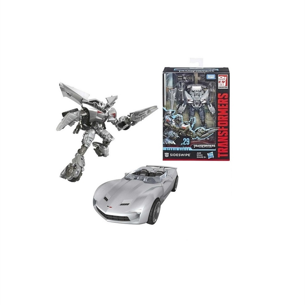 Hasbro Transformers E0701/E3726 Трансформеры Коллекционная фигурка 20 см Сайдсвайп
