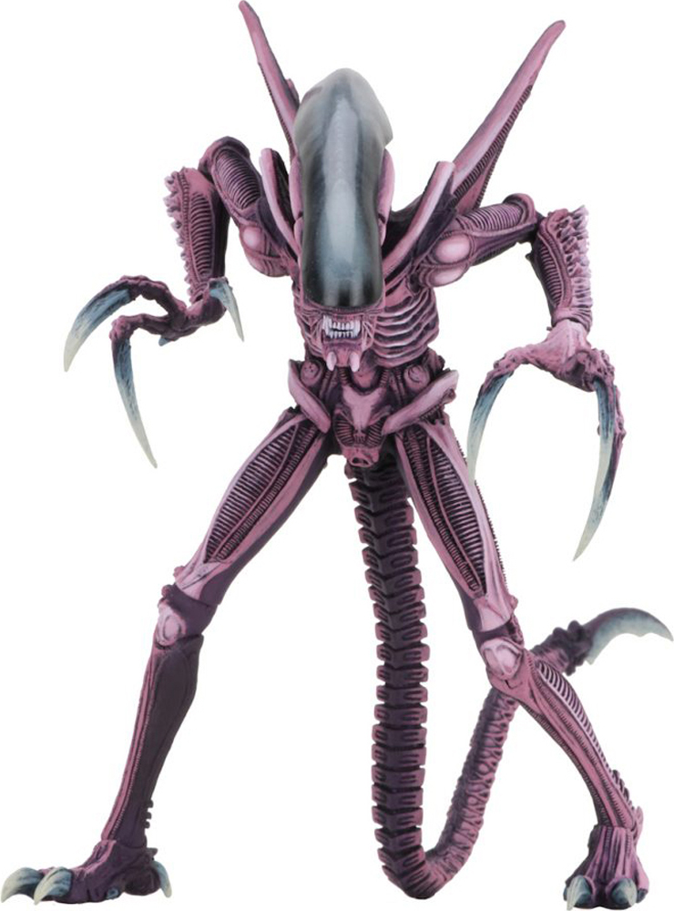 Фигурка Neca 7 Scale Action Figure - Arcade Razor Claws Alien - Alien vs  Predator