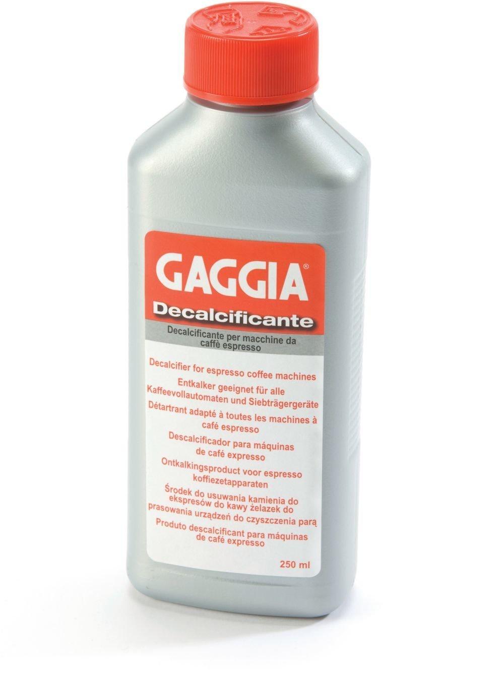 Gaggia Decalcificante, жидкость для декальцинации , 250 мл kaffit com kft 01 средство для декальцинации 4 шт