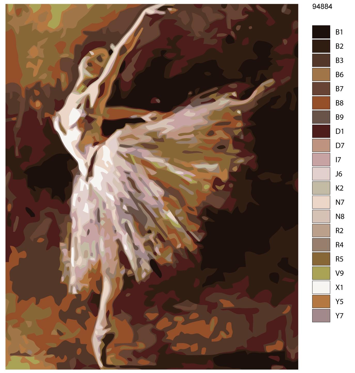 Картина по номерам, 80 x 100 см, KTMK-94884 c s lewis the complete c s lewis signature classics