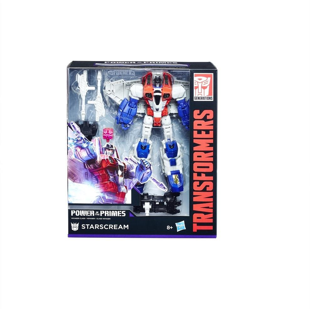 купить Hasbro Transformers E0598/E1137 Трансформеры ДЖЕНЕРЕЙШНЗ ВОЯДЖЕР