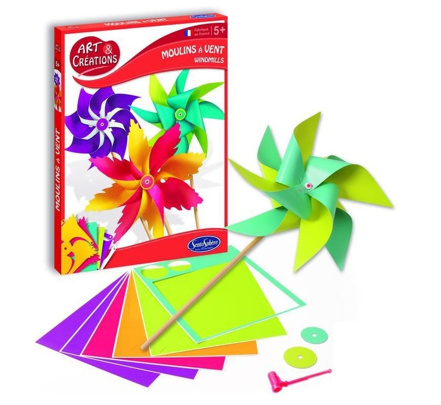 Набор для детского творчества SentoSphere Ветрячки