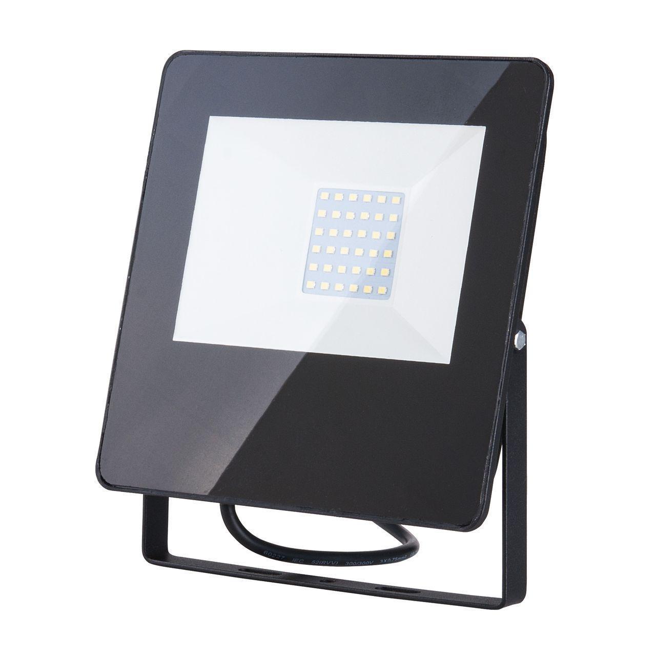 Прожектор Elektrostandard 4690389126826, 30 Вт elektrostandart прожектор прожектор с датчиком 003 fl led 30w 6500k ip44