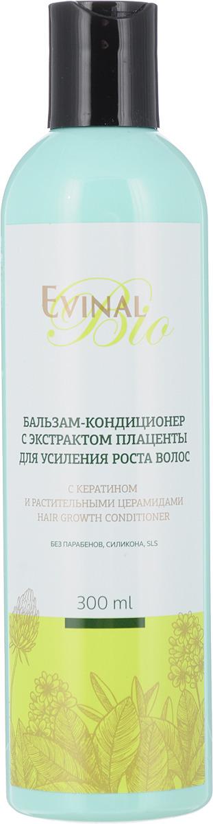Бальзам для волос Evinal Бальзам-кондиционер с экстрактом плаценты для усиления роста волос цена в Москве и Питере
