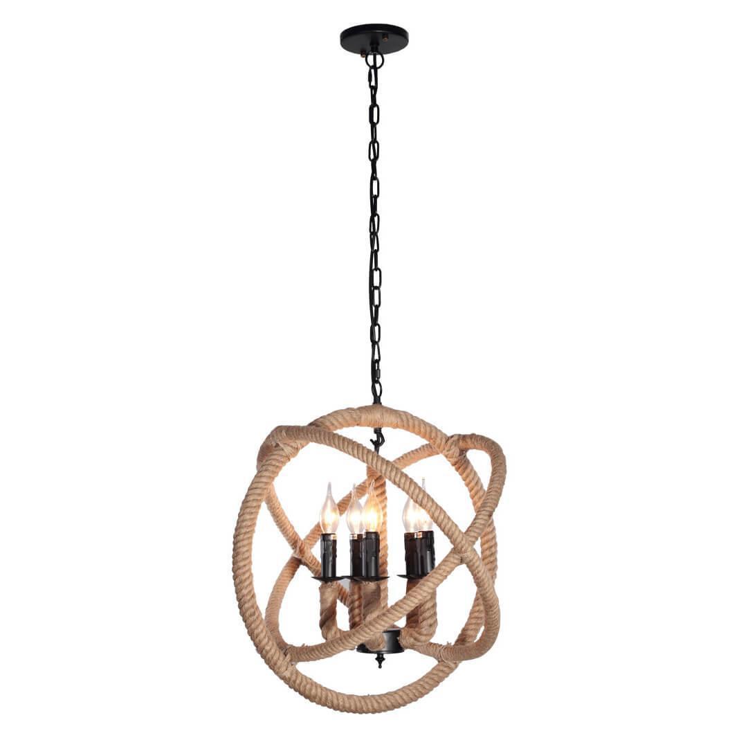 Подвесной светильник Loft it Loft1194-5, E14, 40 Вт
