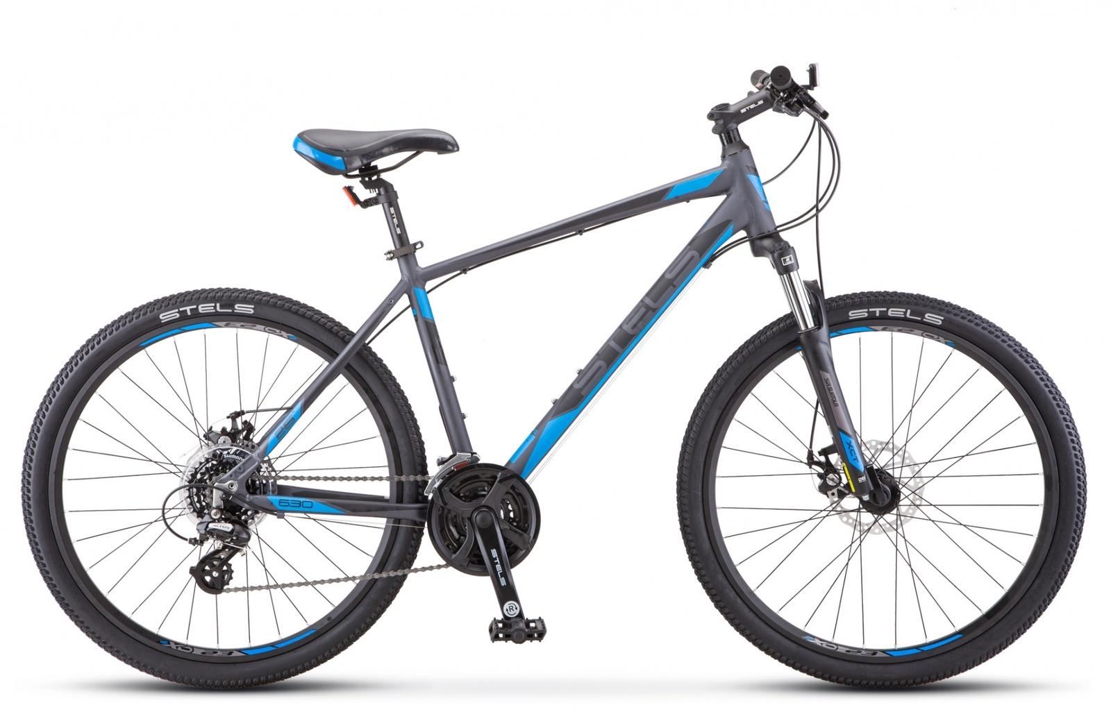 Велосипед Navigator 630 MD 26 V020 (2019), рама 16 дюймов