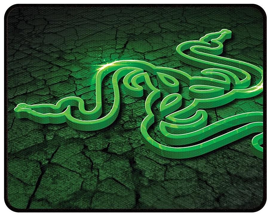 коврик для мыши Razer Goliathus Control Fissure Large зеленый