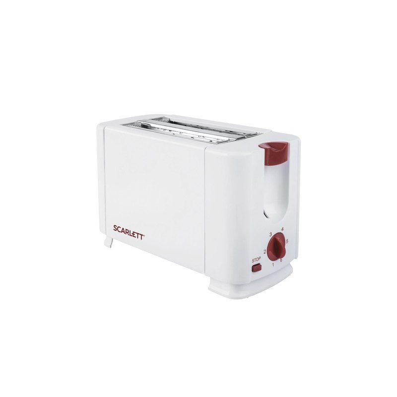 Тостер Scarlett SC-TM11013 белый - Техника для приготовления блюд