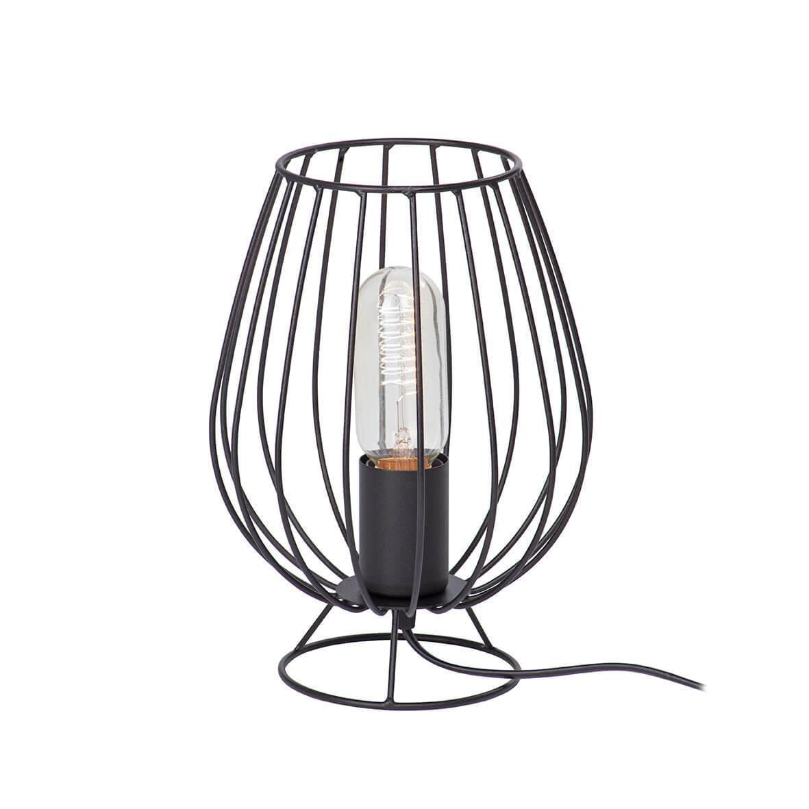 Настольный светильник Vitaluce V4296-1/1L, E27, 60 Вт