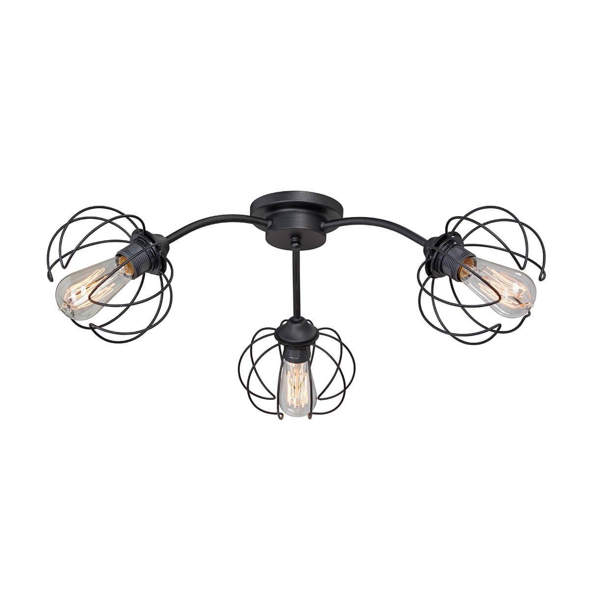 Потолочный светильник Vitaluce V4551-1/3PL, E27, 40 Вт