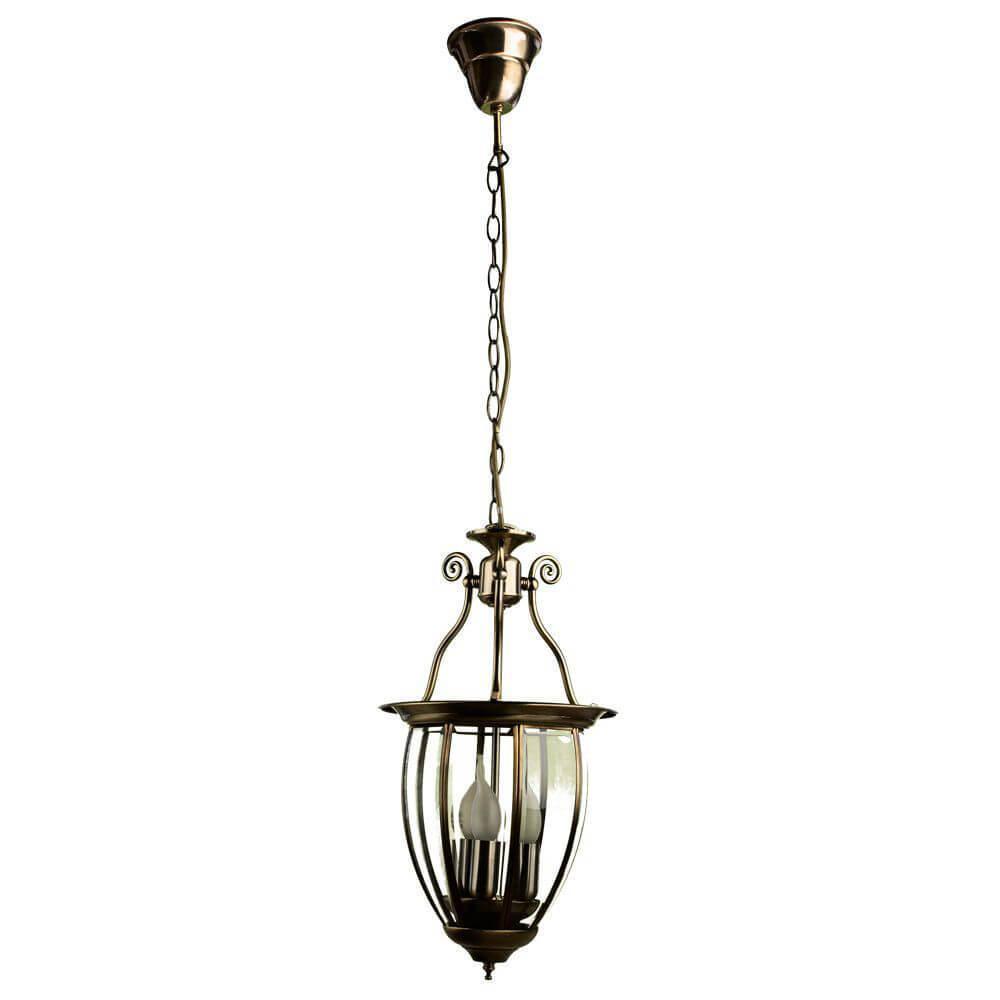 Подвесной светильник Arte Lamp A6509SP-3AB, E14, 60 Вт