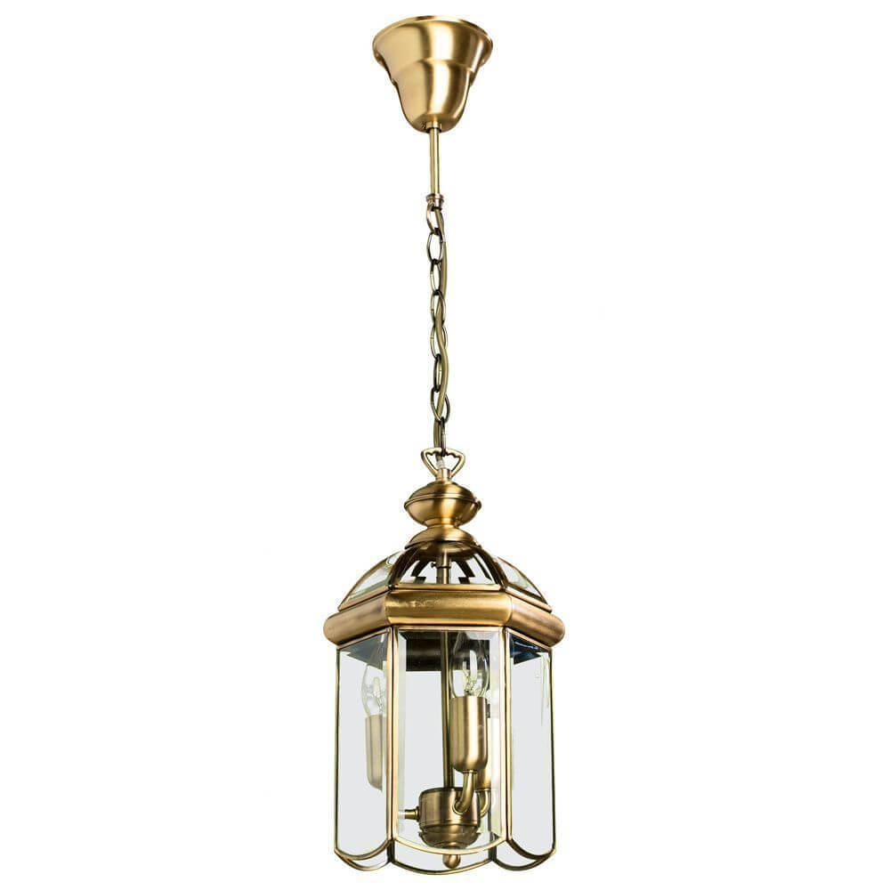 Подвесной светильник Arte Lamp A6505SP-3AB, E14, 60 Вт