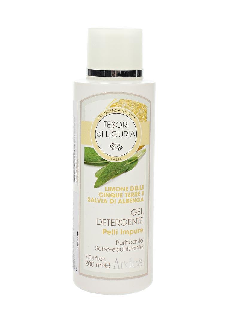 Gel detergente pelli impureГель очищающий для проблемной кожи 200 мл.  Ardes