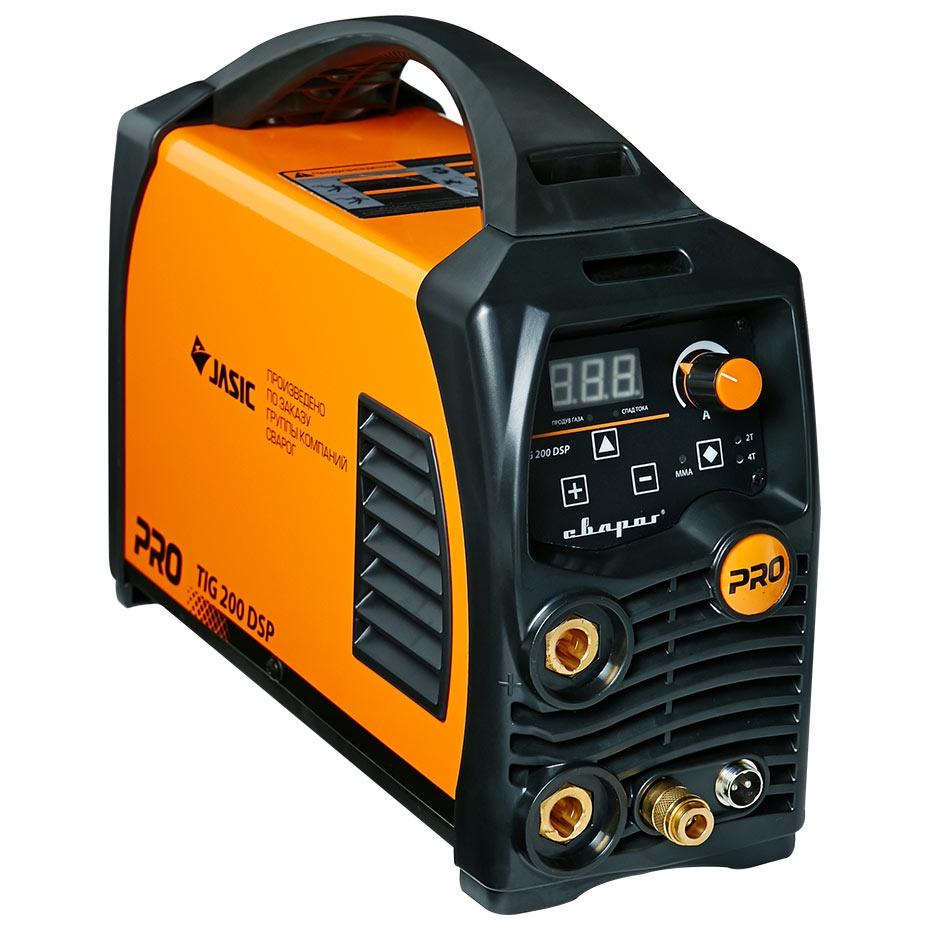 Аппарат для аргонодуговой сварки Сварог PRO TIG 200 DSP (W207), инверторный