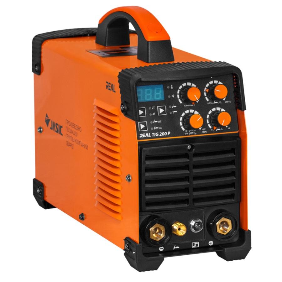 Аппарат для аргонодуговой сварки Сварог REAL TIG 200 P (W224), инверторный
