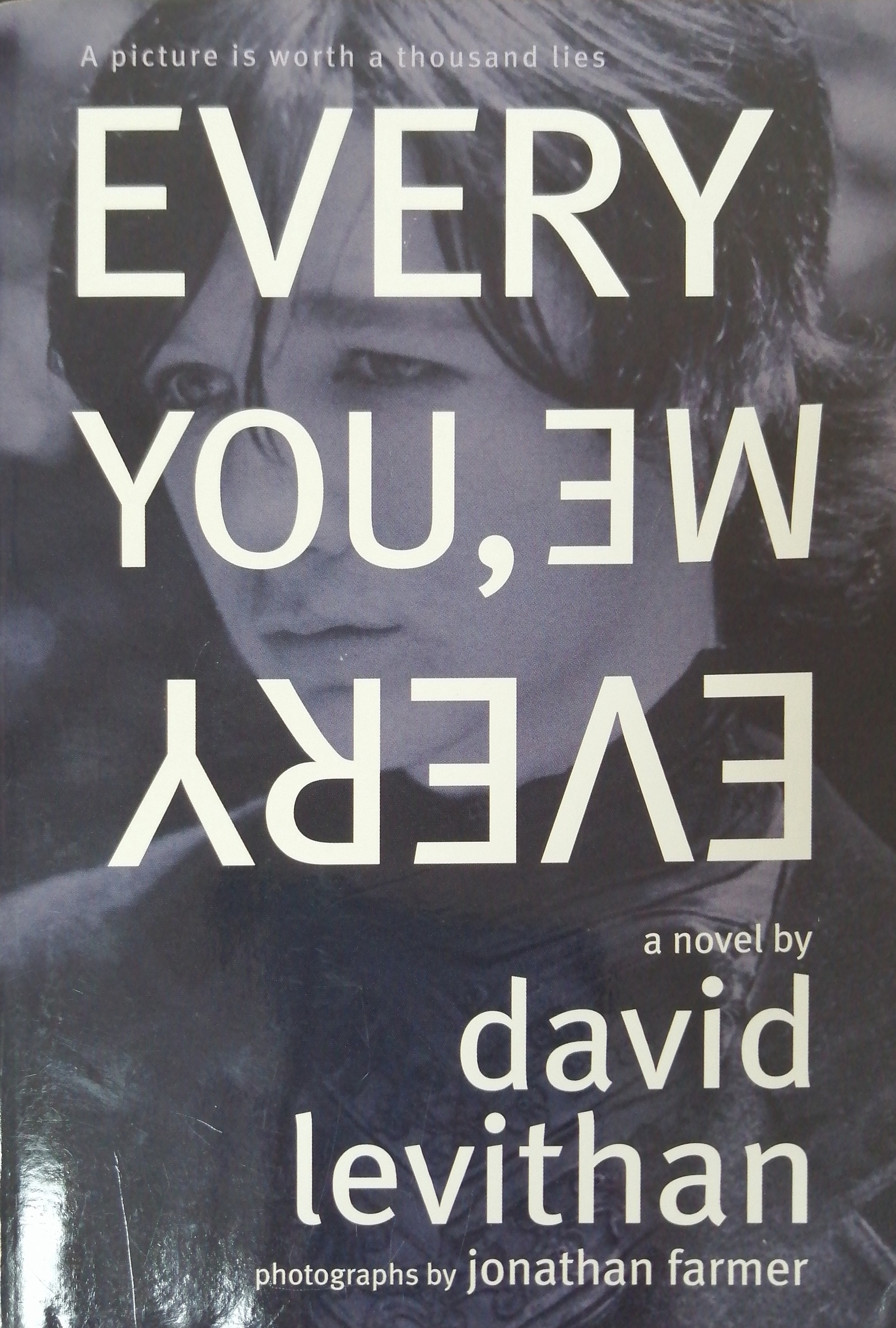 Levithan David Every You, Every Me