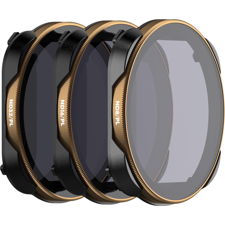 Набор фильтров для Mavic 2 Pro PolarPro Vivid Collection - Cinema Series (ND4/PL, ND8/PL, ND16/PL)