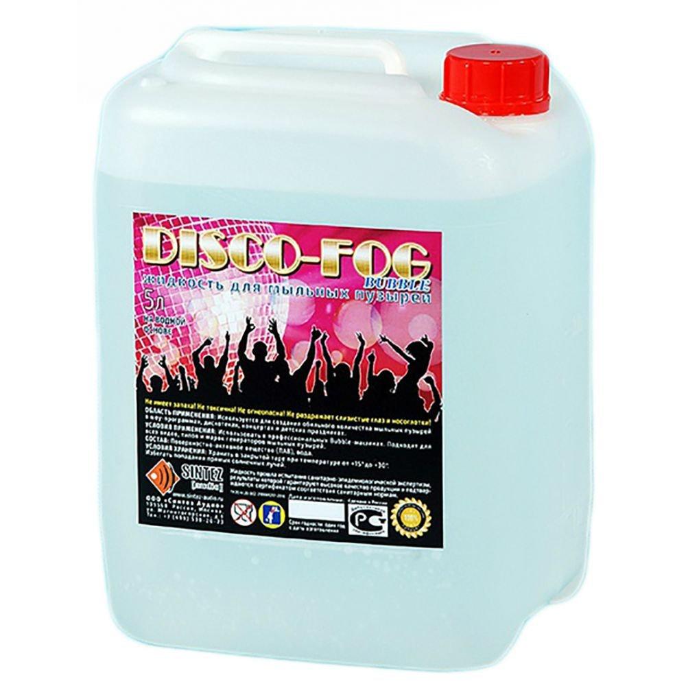 Disco Fog BLIZZARD - жидкость для генератора снега