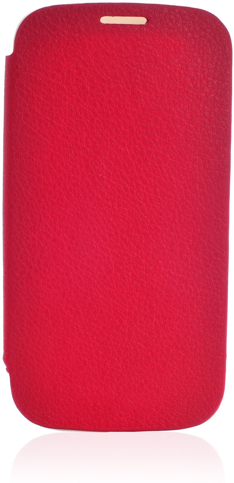 Чехол Gurdini Flip Cover Shell кожа 380063 для Samsung Galaxy S3,380063, красный