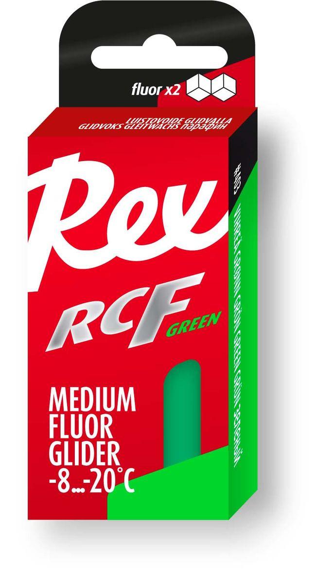 Среднефтористый парафин Rex 403 RCF, 403, зеленый, 43 г мази и парафины ip evtyukhov парафин lf5 10 30