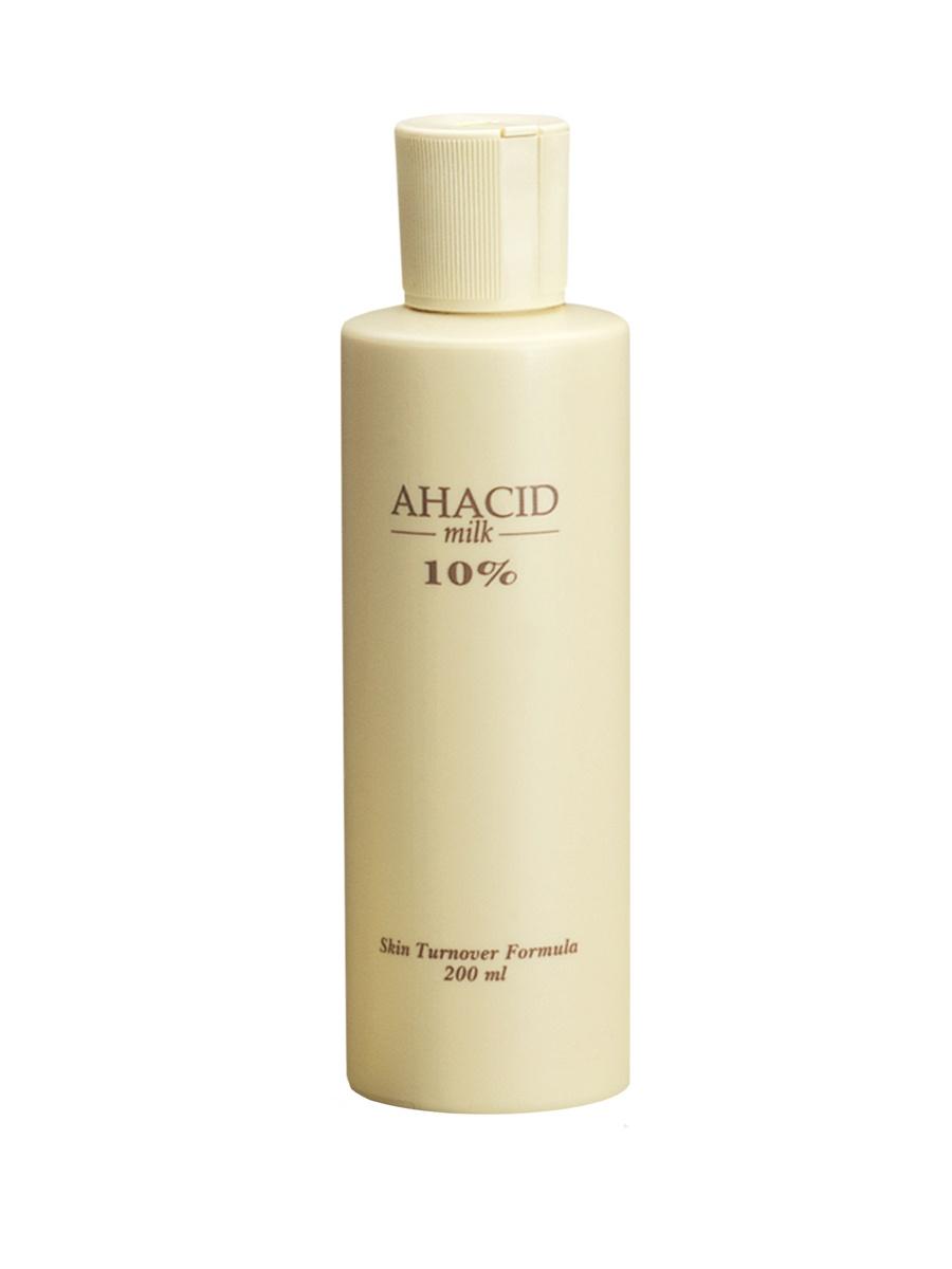 Молочко для тела AHACID MILK 10% с отшелушивающими и увлажняющими свойствами