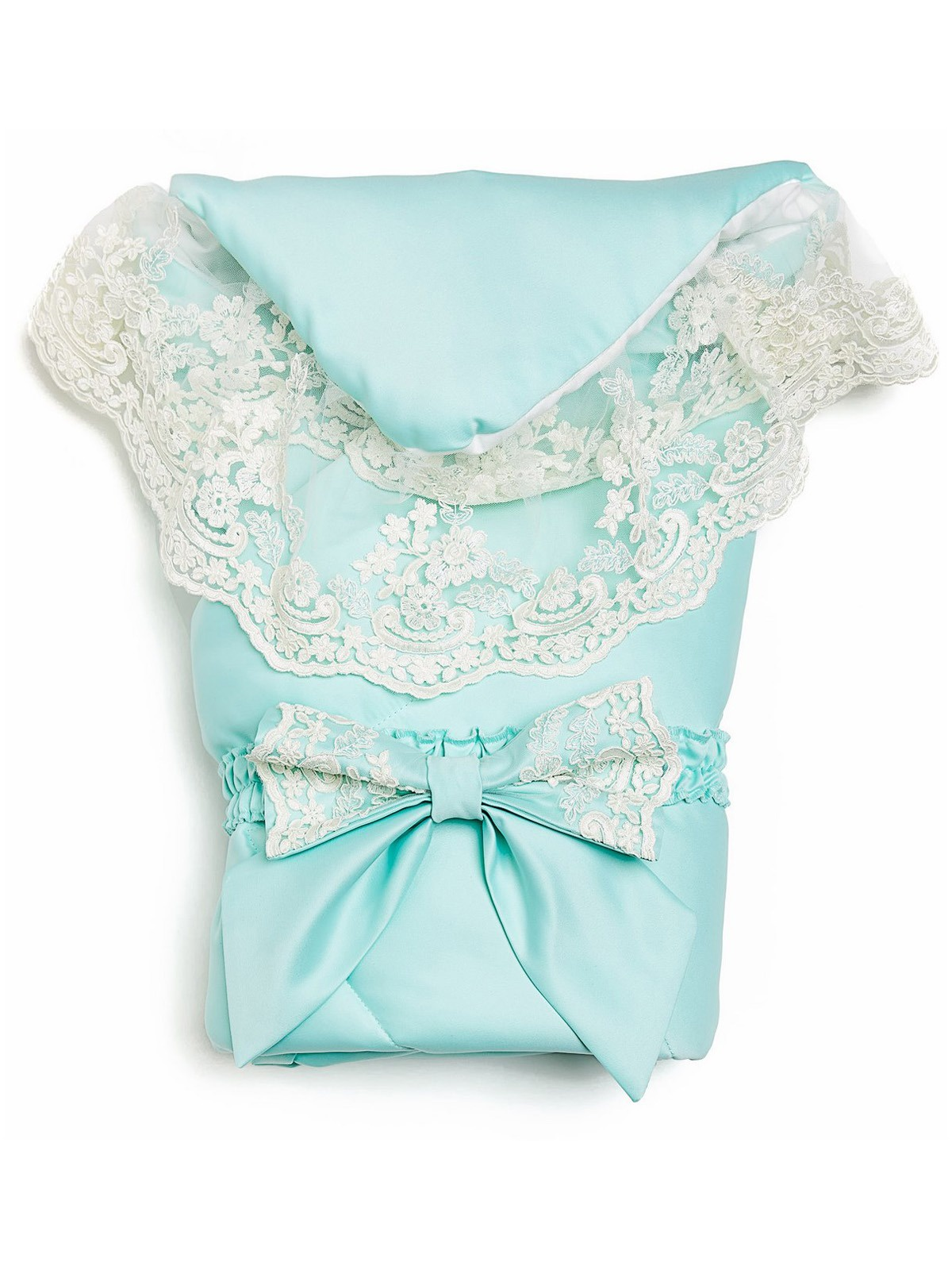 Конверт для новорожденного Luxury Baby Красивое зимнее конверт-одеяло для...