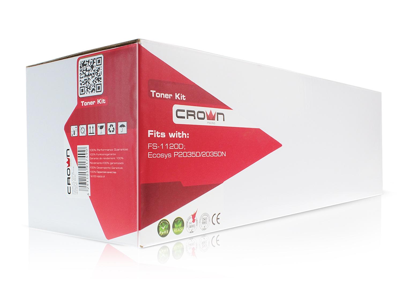 Картридж CROWN CM-CE272A Y (650A) Crown Micro